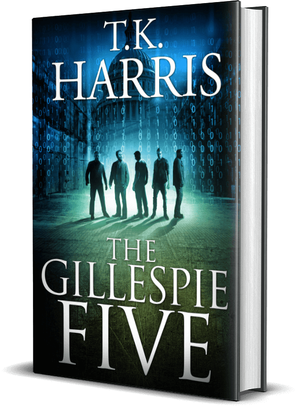 "The Gillespie Five by T.K. Harris (Book 1 of the ""42"" Series)"